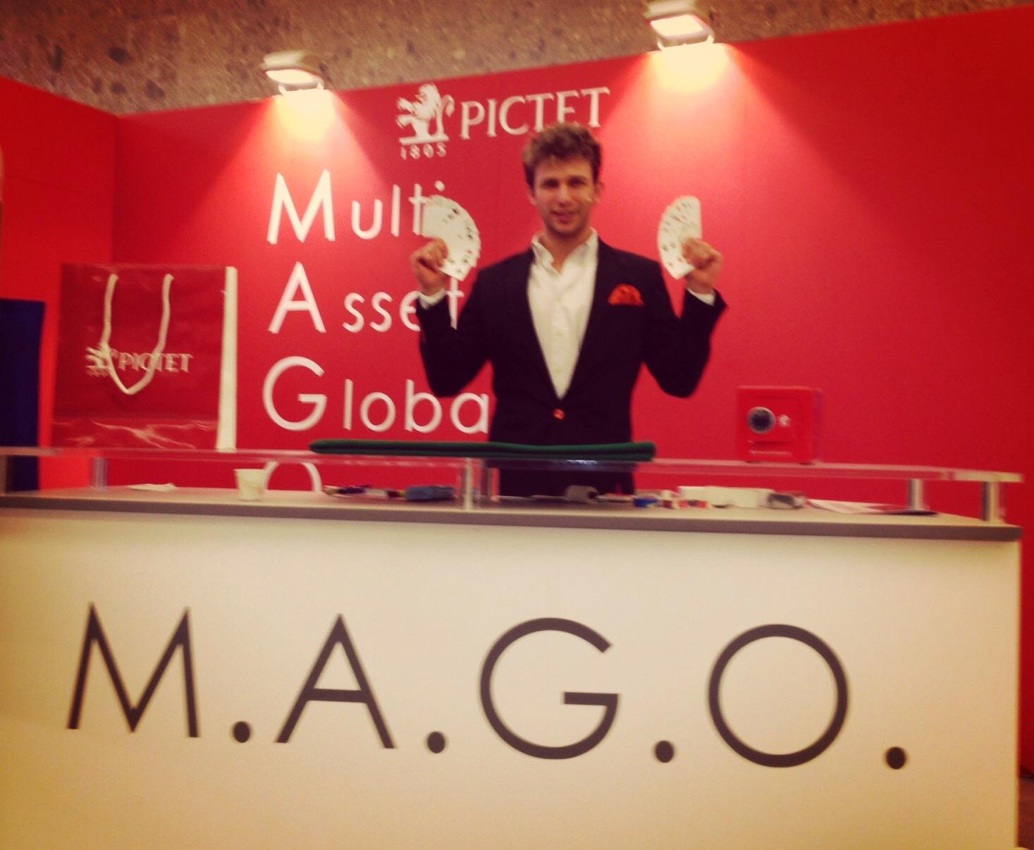 mago pictet gianlupo show