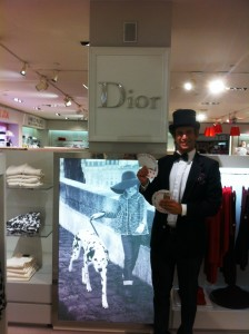 dior mago gianlupo boutique rinascente