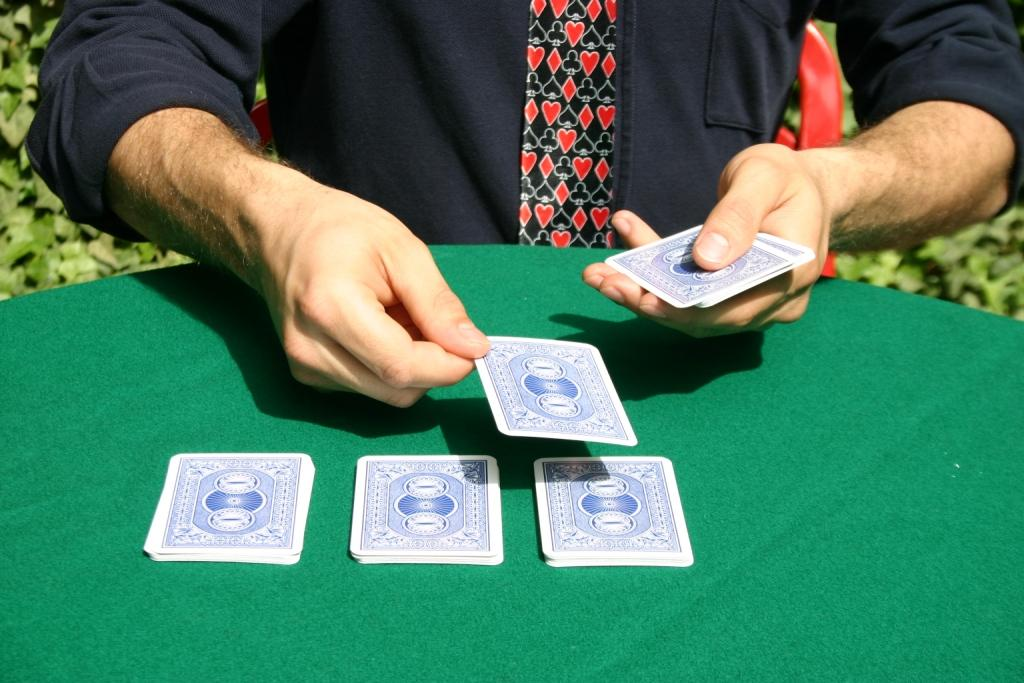 giochi di magia spiegati