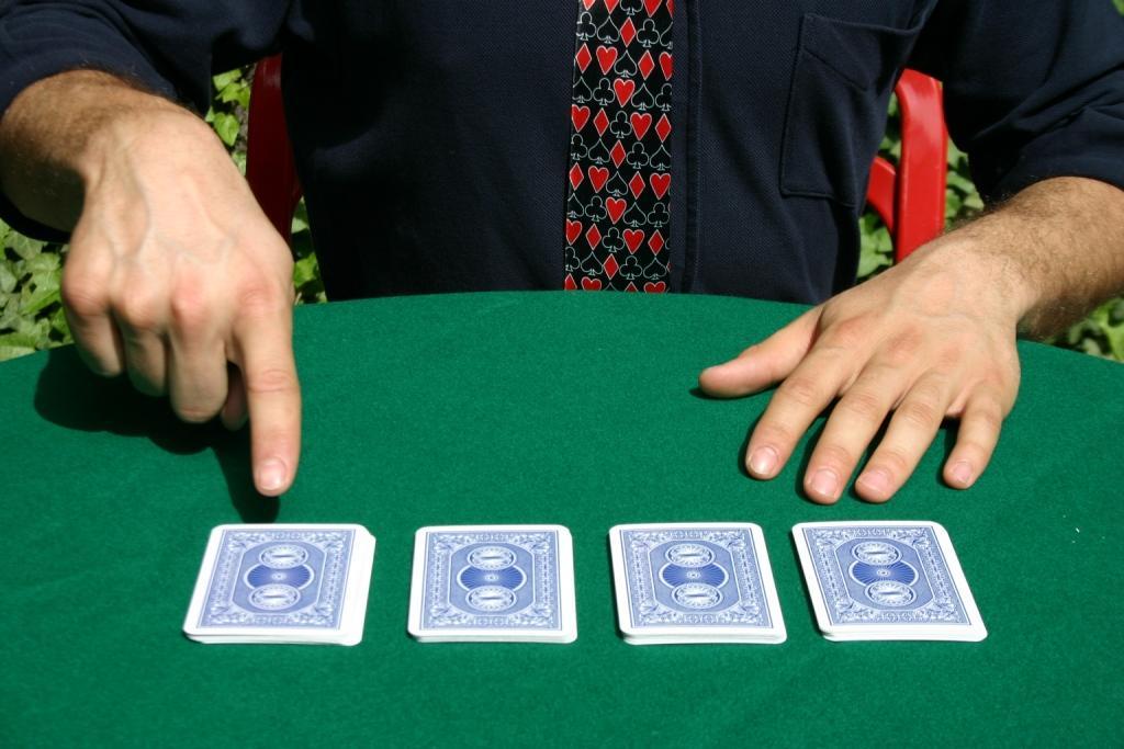 giochi di prestigio-quattro assi2