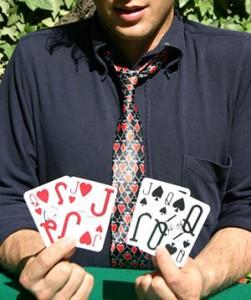 jack e donna - giochi di magia spiegazione