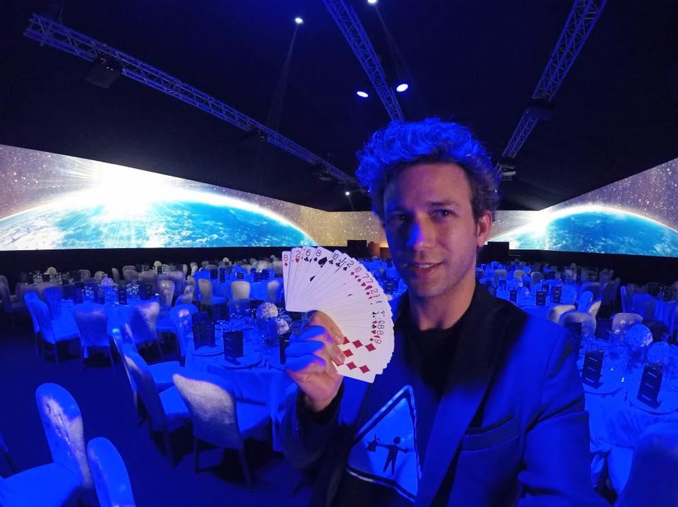samsung magician illusionist marocco